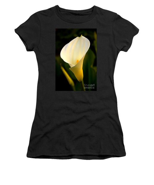 Women's T-Shirt (Athletic Fit) featuring the photograph The Morning Trumpets by Clayton Bruster