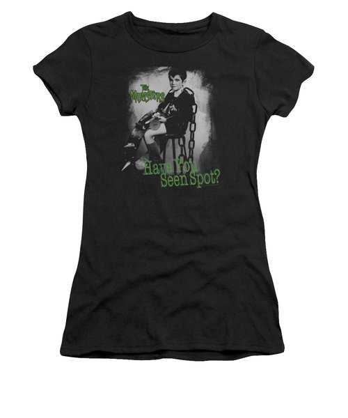 The Munsters - Have You Seen Spot Women's T-Shirt (Athletic Fit)
