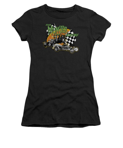 The Munsters - Munster Racing Women's T-Shirt