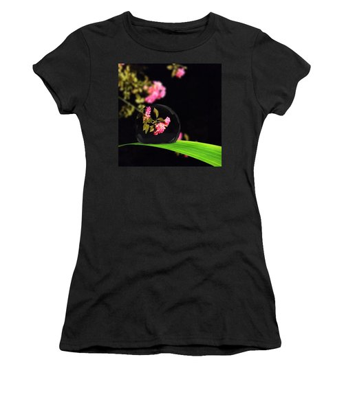 The Music Of The Night Women's T-Shirt (Athletic Fit)
