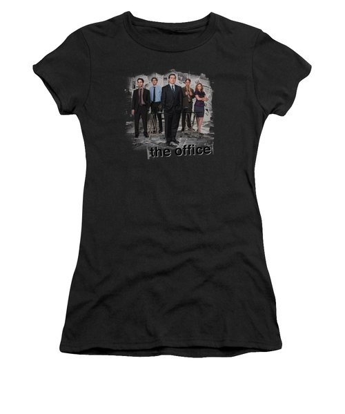 The Office - Cast Women's T-Shirt (Athletic Fit)
