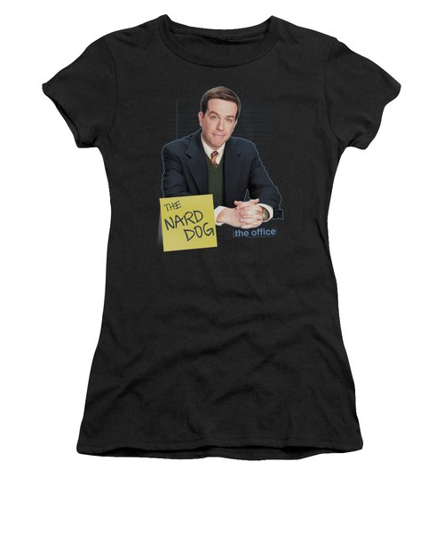 The Office - The Nard Dog Women's T-Shirt (Athletic Fit)