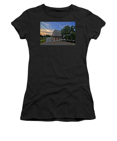 The Ol' Cotton Office Women's T-Shirt (Athletic Fit)