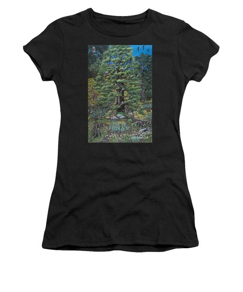 The Old Juniper Tree Women's T-Shirt