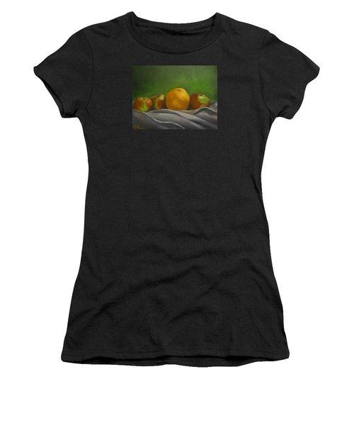 The Orange Women's T-Shirt (Athletic Fit)