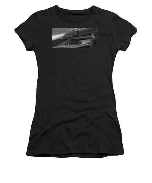 The Overpass 2 Panoramic Women's T-Shirt