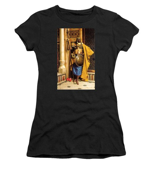 The Palace Guard Women's T-Shirt (Junior Cut) by Pg Reproductions