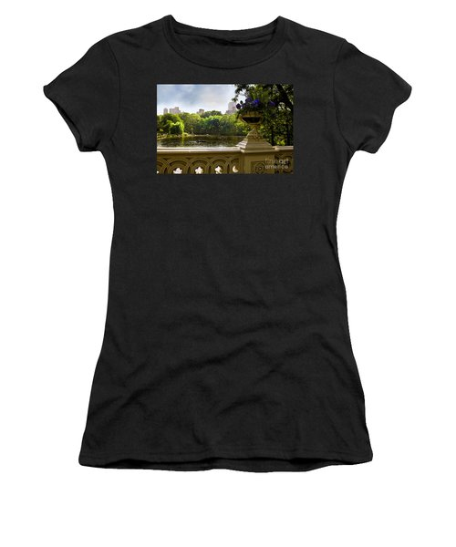 The Park On A Sunday Afternoon Women's T-Shirt (Athletic Fit)