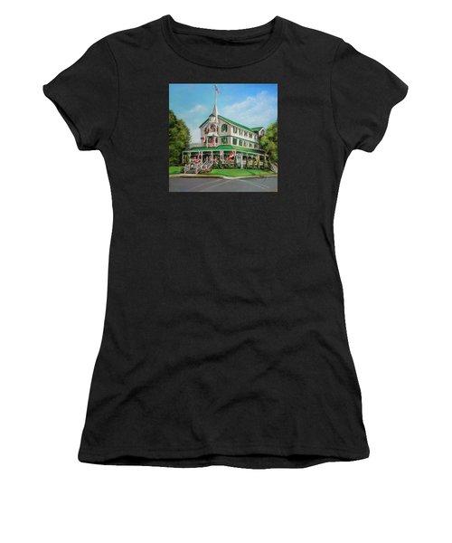 The Parker House Women's T-Shirt (Athletic Fit)