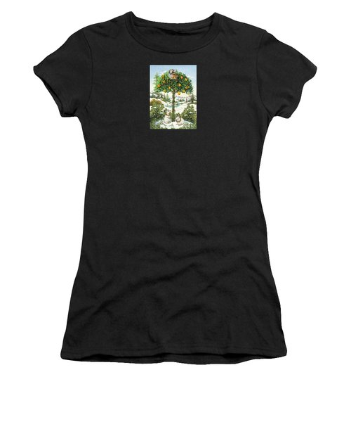 The Partridge In A Pear Tree Women's T-Shirt