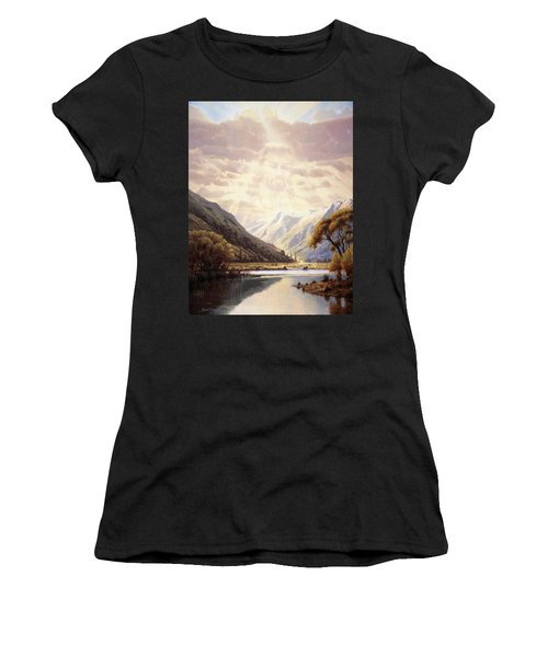 The Path Of Life Women's T-Shirt