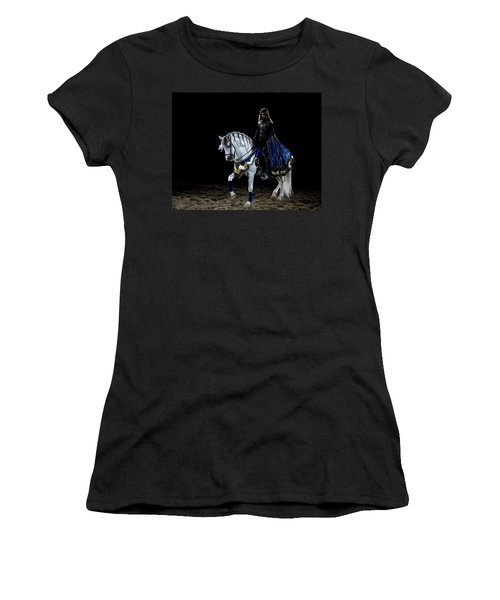 The Piaffe Women's T-Shirt (Athletic Fit)
