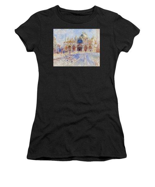 The Piazza San Marco Women's T-Shirt