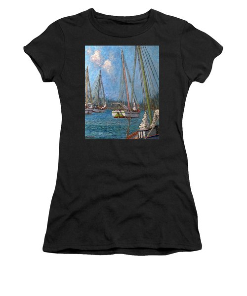 The Pink Mast Women's T-Shirt