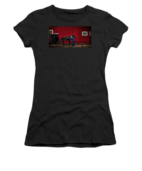 The Plain People Women's T-Shirt (Athletic Fit)