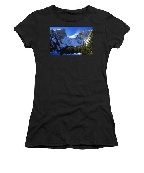 The Power And The Glory Women's T-Shirt (Junior Cut) by Eric Glaser
