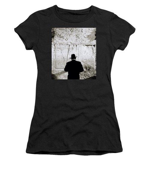 Inspirational Prayer Women's T-Shirt (Athletic Fit)