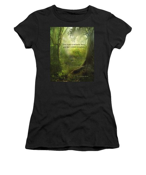 The Princess Bride - Rotten Miracles Women's T-Shirt