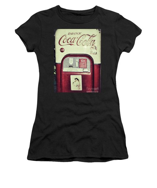 Women's T-Shirt (Junior Cut) featuring the photograph The Real Thing by Traci Cottingham