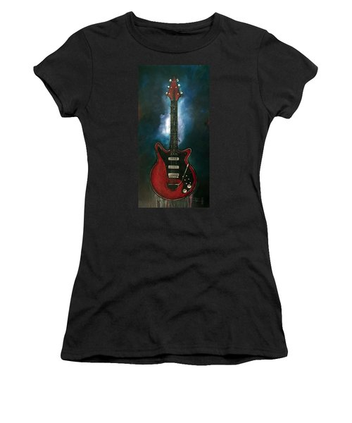 The Red Special Women's T-Shirt (Athletic Fit)