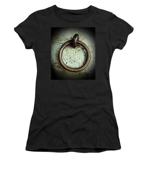 The Ring Women's T-Shirt (Junior Cut) by Holly Blunkall
