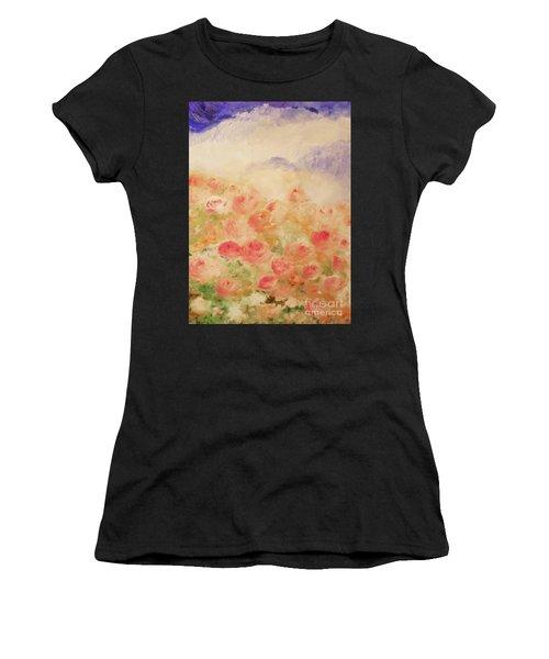 The Rose Bush Women's T-Shirt