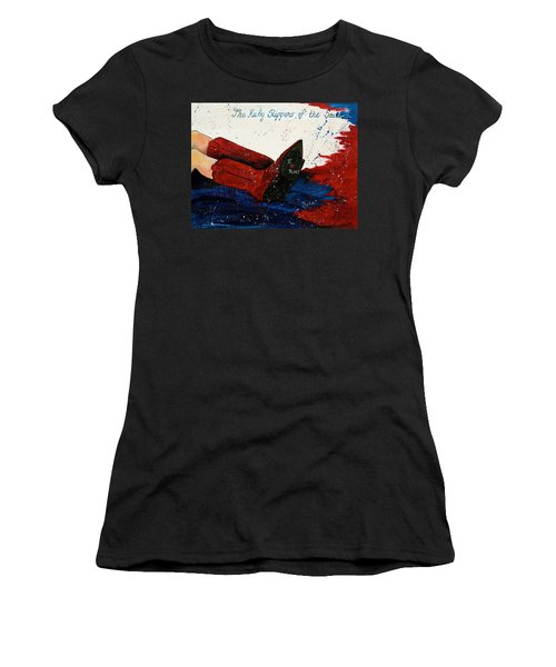 The Ruby Slippers Of The South Women's T-Shirt (Athletic Fit)