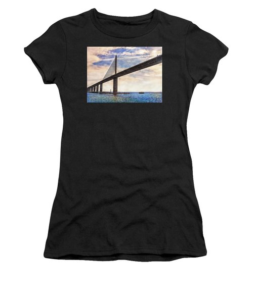 The Skyway Women's T-Shirt (Athletic Fit)