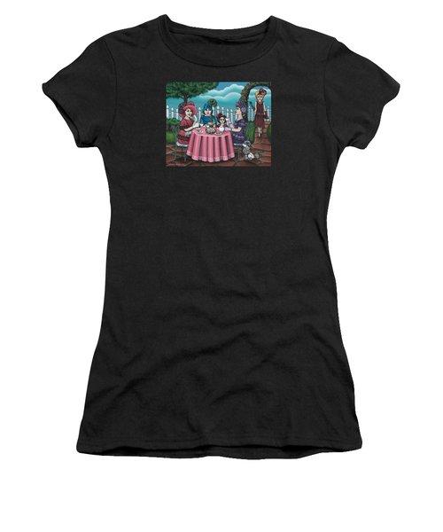 The Tea Party Women's T-Shirt