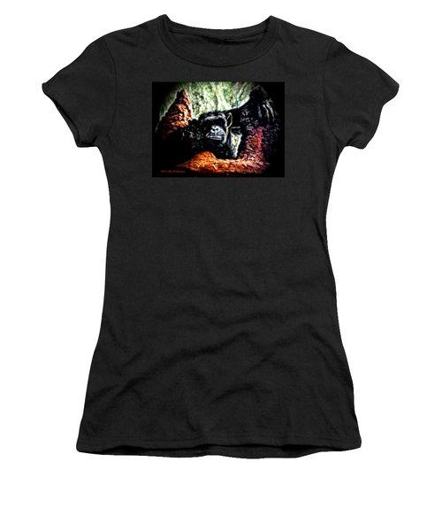 The Thinker Women's T-Shirt