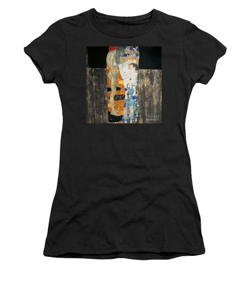 The Three Ages Of Woman Women's T-Shirt