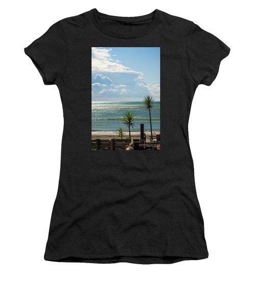 The Three Palms Women's T-Shirt