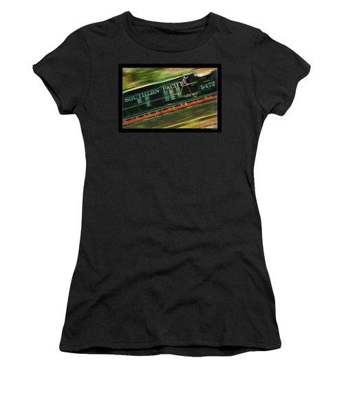 The Train Ride Women's T-Shirt