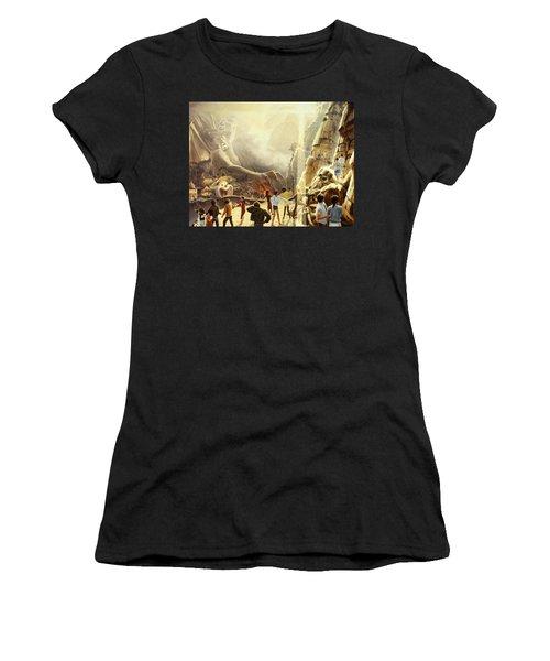 The Two Ways Women's T-Shirt