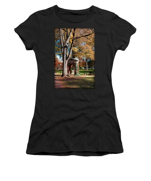 The Well - Davidson College Women's T-Shirt
