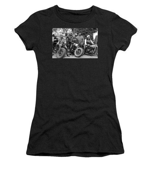 The Wild Ones Women's T-Shirt (Athletic Fit)