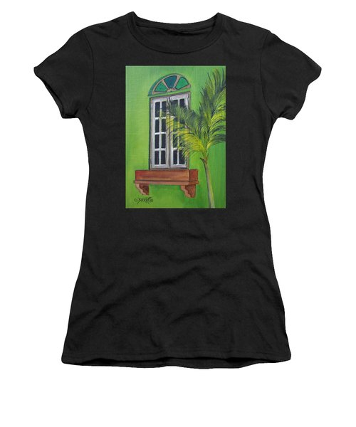 The Window Women's T-Shirt