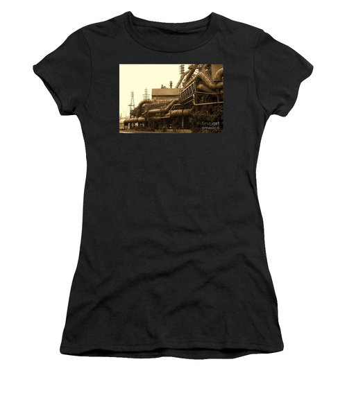The Worm Passageways Women's T-Shirt