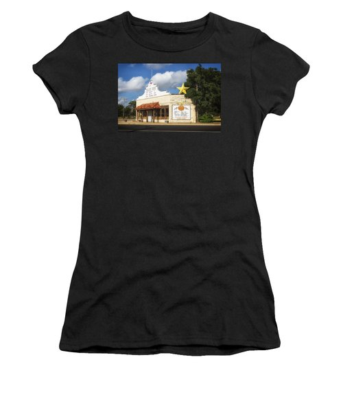 The Yellow Rose Of Crawford Texas Women's T-Shirt