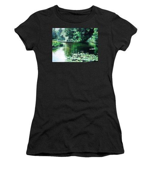 Their Spot Women's T-Shirt
