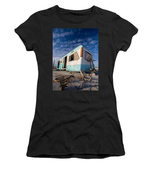Theres My Bike Women's T-Shirt (Athletic Fit)