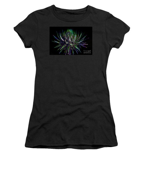 Thistlehead No.2 Women's T-Shirt (Athletic Fit)