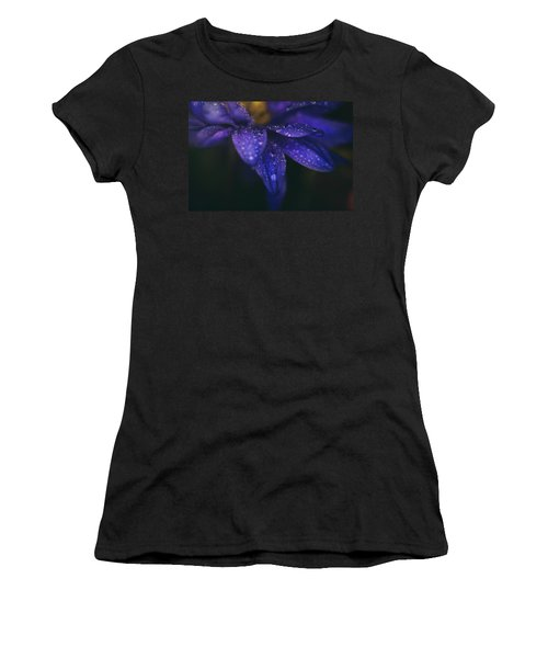 Women's T-Shirt featuring the photograph Those Tears You Cry by Laurie Search