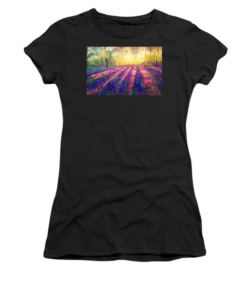 Through The Light Women's T-Shirt (Athletic Fit)