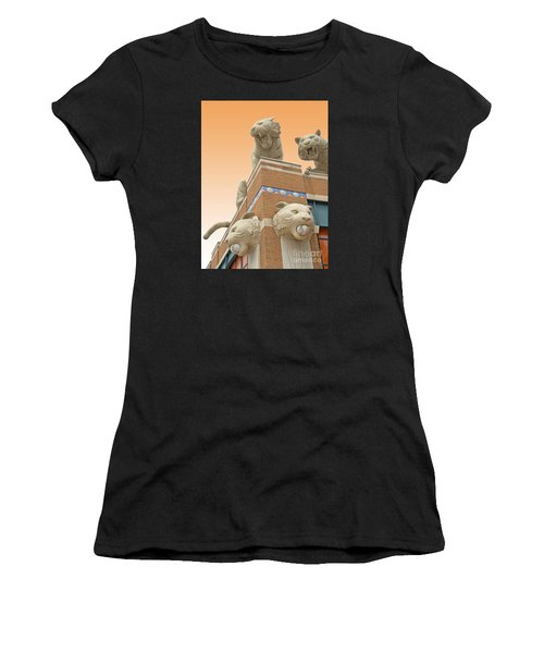 Tiger Town Women's T-Shirt (Athletic Fit)