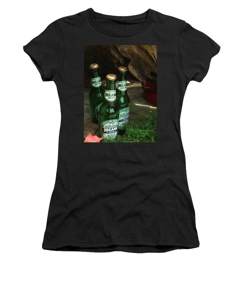 Time In Bottles Women's T-Shirt (Athletic Fit)