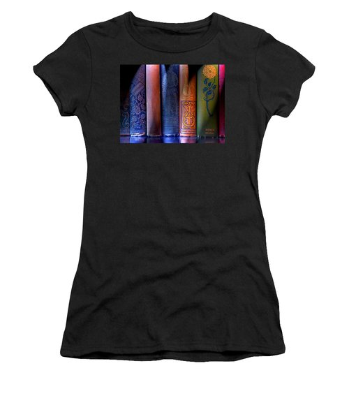 Time Worn Women's T-Shirt (Athletic Fit)