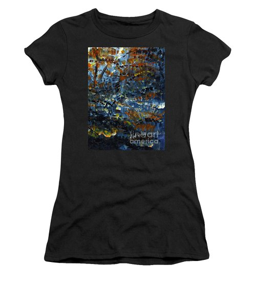 Tim's Autumn Trees Women's T-Shirt
