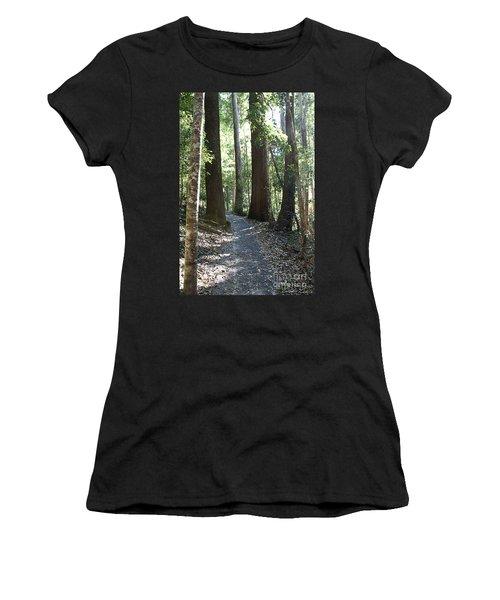 To Walk Among Giants Women's T-Shirt