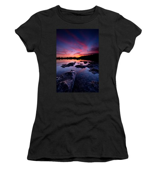 Tobermory Sunset 2 Women's T-Shirt